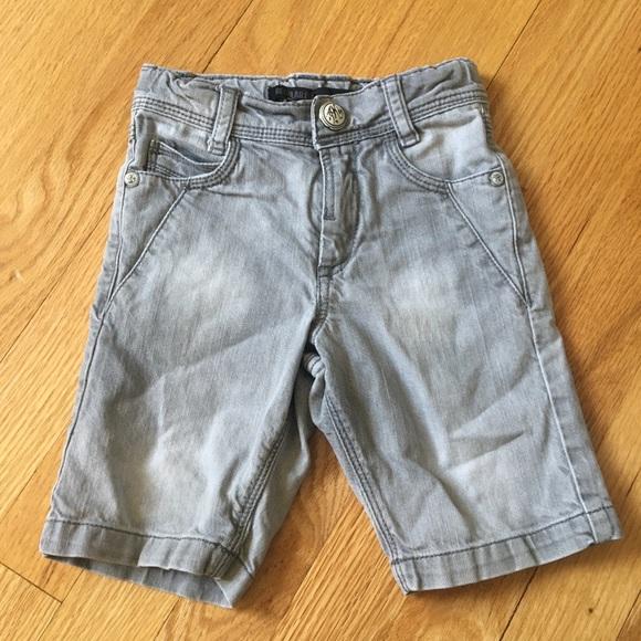 Ikks toddler jean shorts